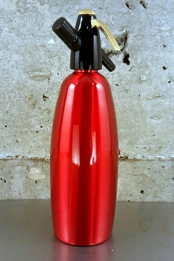Vintage Austrian iSi Soda Siphon Bar/Seltzer by MidModery