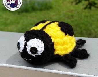 Coco, the yellow ladybug