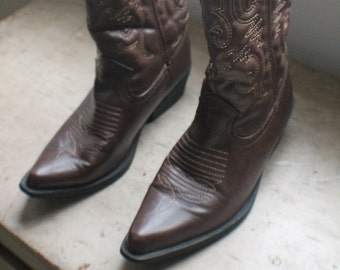 the cowboy boots