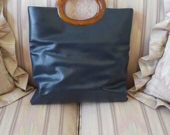 Vintage 60's hand bag