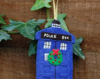 Doctor Who Christmas Tree Decoration