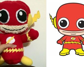 The Flash pop figure Plush Doll