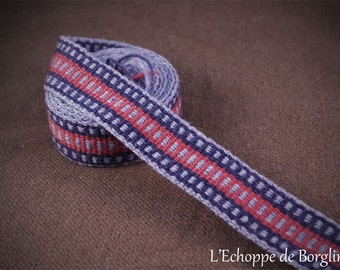 Inkle weaving trim for historical reenactment (viking, medieval ...)
