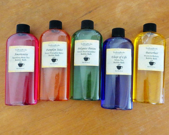 Harry Potter Bubble Bath Set