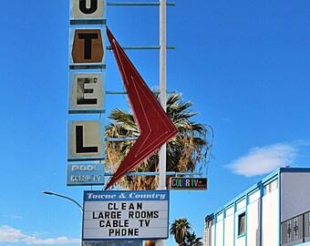 Towne & Country Motel - Las Vegas, NV 2015