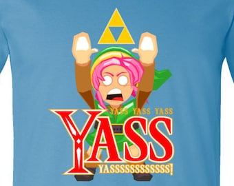 Zelda Shirts Etsy 63