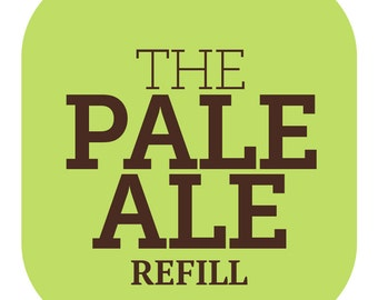 1 Gallon Pale Ale Beer Refill Kit