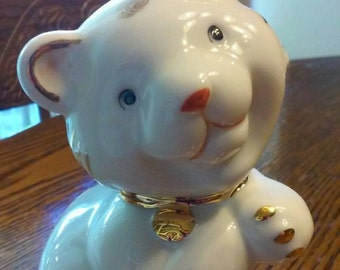 Ceramic China Bear