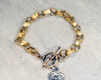 Joan of Arc Bracelet