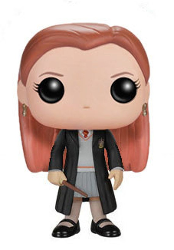 ginny weasley pop vinyl by 2muchtime4this on etsy. Black Bedroom Furniture Sets. Home Design Ideas