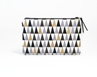 Clutch wallet women, Large wallet, Purse organiser, Passport wallet, Zipper clutch, Clutch zipper bag, Clutch Zipper pouch, Womens wallet