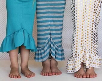 Jersey Knit Mermaid Skirts