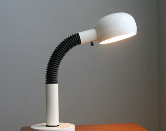Vintage Lightolier Space Age Mod Desk Lamp retro colombo italian style Mid Century Modern