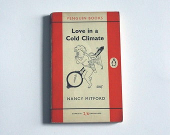 Love in a Cold Climate by Nancy Mitford - Penguin Book