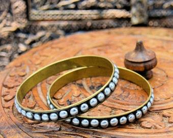 Afghan bangles,Kuchi bangles,Gypsy bangles,Hippie jewelry,Brass bangles,Afghan jewelry,Kuchi jewelry,Bangles,Free shipping,Gift for her