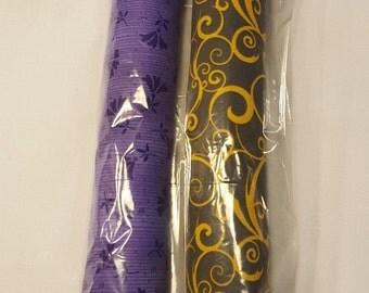 2 Pack Kitty Stix Purples & Gray/Yellow * free shipping*