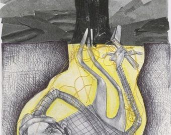 Paul Bunyan illustration