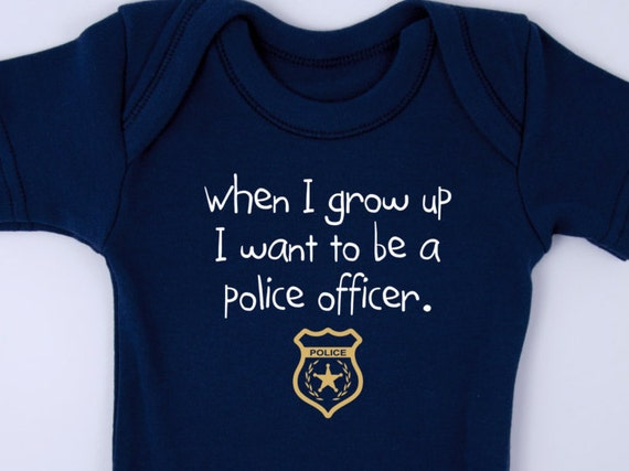 when i grow up i want to be a police officer Use the activities in this printable to teach children what a police officer does.