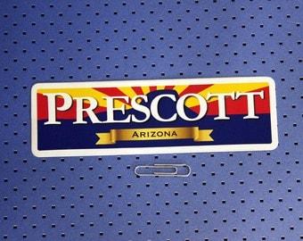 Prescott Arizona Bumper Sticker