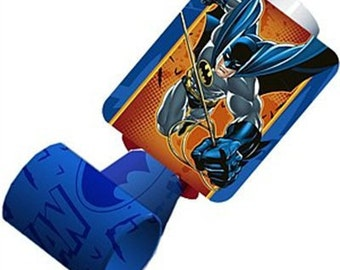 Batman ''Heroes and Villains'' Party Blowouts 8ct