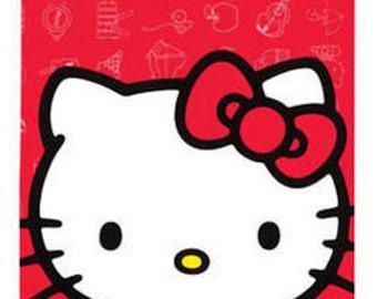 Hello Kitty (Wilton) Treat Bags 16ct