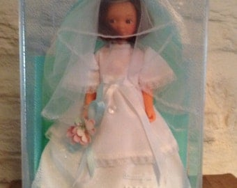 Amanda Jane Bridal Doll/ Mint In Box/1970s