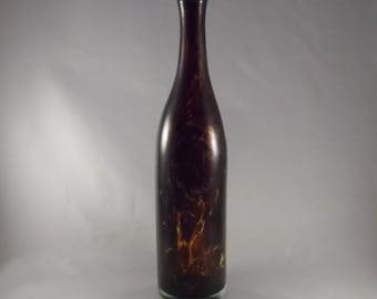 Mdina Tortoiseshell Bottle Vase