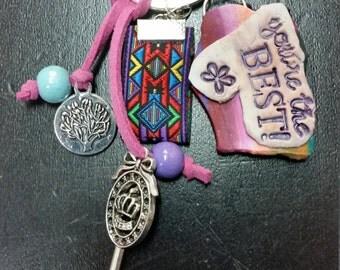 Key rings and pendants