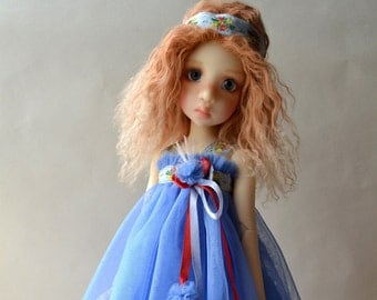 Ooak outfit for BJD MSD dolls by Kaye Wiggs and similar size dolls