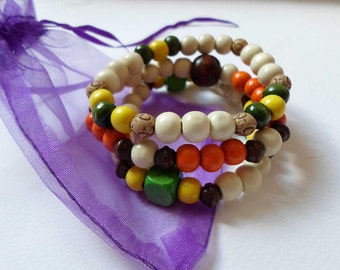 how to make wrist mala beads