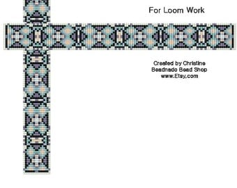 ON a Whim Bead Loom Pattern