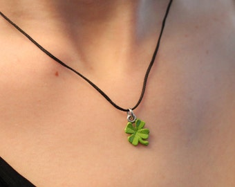 Necklace clover 4 sheets