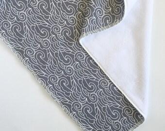 Minky Baby Blanket - Minky Blanket - Stroller Blanket - Baby Blanket - Baby Shower Gift - Baby Gift - Clearance baby blanket
