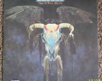 The EAGLES One Of These Nights vinyl
