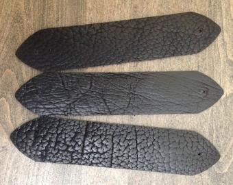 Bison Leather Bracelet Blanks (3)