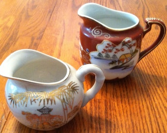 Vintage Tea Cups  (two teacups) (Free Shipping!)