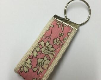 Liberty Print Key Ring