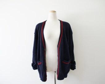 Vintage Fall Cardigan Sweater