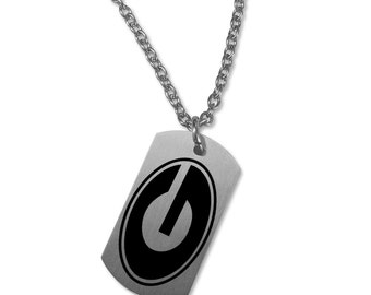 University of Georgia Bulldogs UGA Necklace | Stainless Steel | Multiple Styles | Officially Licensed