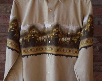Panhandle Slim Cowboy Shirt