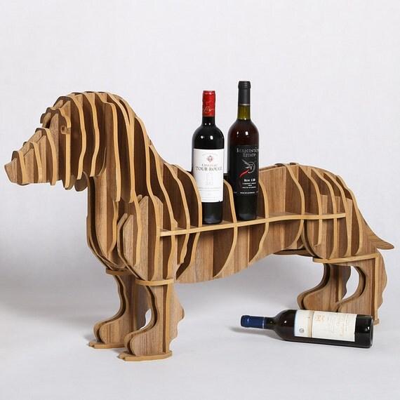 Dog Home Decor Wood Puzzle Art 3D art Laser Cut by