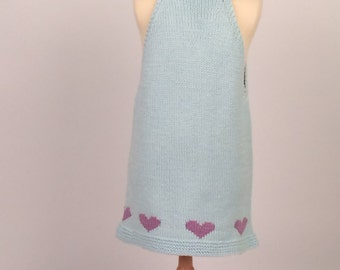 Baby dress, size 6 M sleeveless