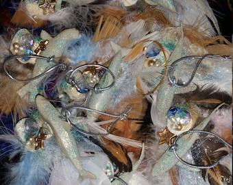 Sea Creature Ornaments