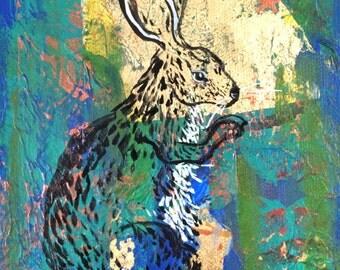 Moonlit Hare
