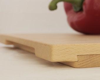 Cutting board, serving board, sushi board