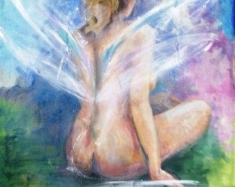 fata azzurra - celestial fairy