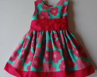 Party Dress (Size 0: 6-12 months)