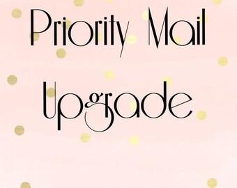 Upgrade to Priority Mai