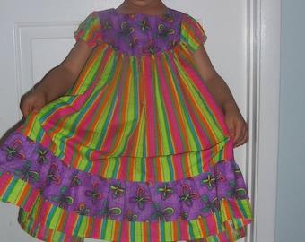 Tutti Frutti Little Girl's Dress