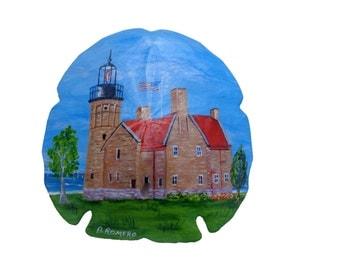 Old Mackinac Point Lighthouse - MI